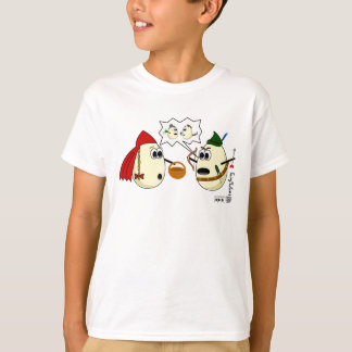 "T-shirt that summarizes ""Red Caperucita """
