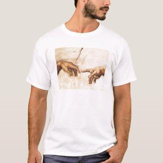 T-shirt - The Creation of Adam