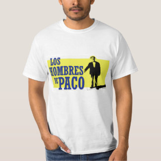 T-shirt the Men of Paco