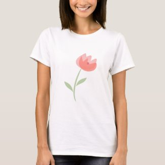 T-Shirt, The Rose Petals T-Shirt