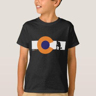 T-Shirt |  Themed (Orange 'C')