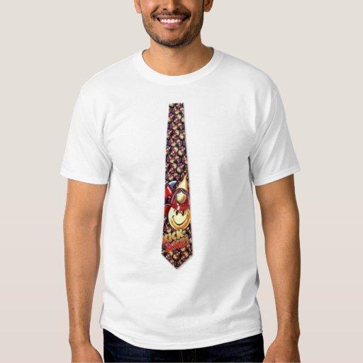 T shirt Tie