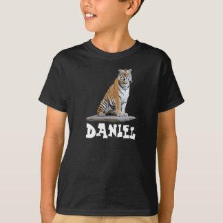 "T-shirt ""tiger"" Daniel"