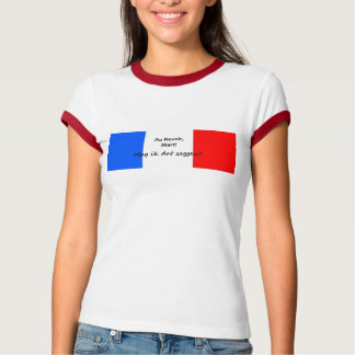 T Shirt to ban Mart Smeets
