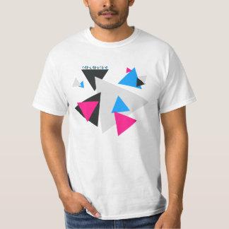 T-shirt Triangles carcamcue