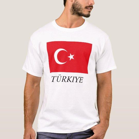 T-shirt TÜRKIYE