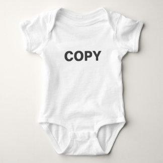T-Shirt - TWIN COPY