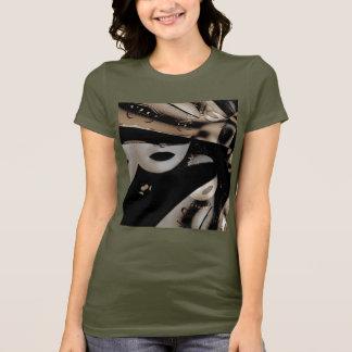T-Shirt Twisted Masks