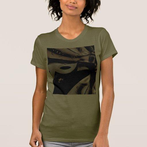 T-Shirt Twisted Masks Tee Shirt