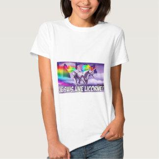 T-shirt Unicornio Playera