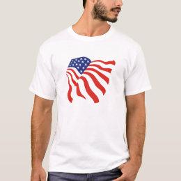 T-shirt - USA Flag