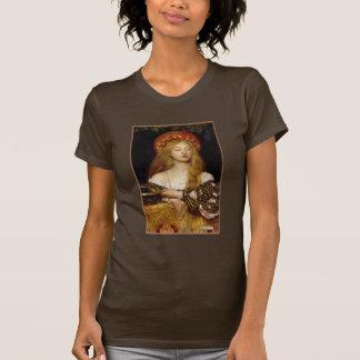 "T-Shirt: ""Vanity"" - by Frank Cadogan Cowper"