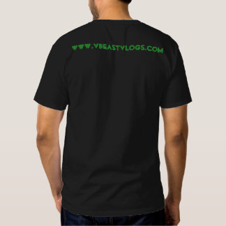 t-shirt vbeast logo