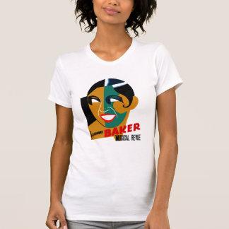 T-Shirt Vintage Art Josephine Baker Musical Revue