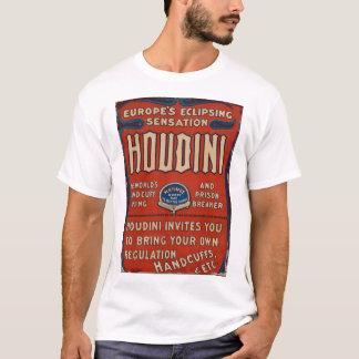 T-shirt Vintage Poster Harry Houdini