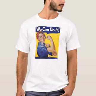 T-Shirt: We Can Do It T-Shirt