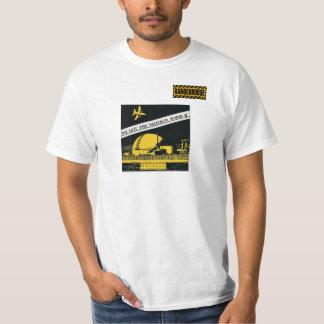 T-Shirt Weirdos Neutron Bomb Dangerhouse WHITE