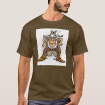 t-shirt,western,cowboy,bandit T-Shirt