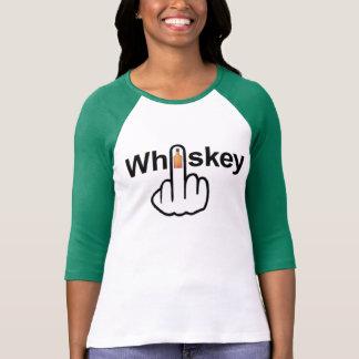 T-Shirt Whiskey Flip
