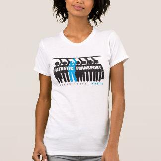 T-Shirt - White - Sweaty Commuters