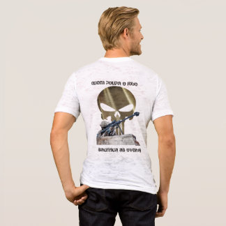 T-shirt - Who saves the wolf sacrifices the sheep