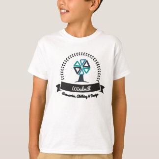 T-shirt Windmill P/niños
