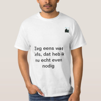 t-shirt wisdom 108