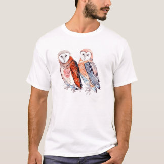 t-shirt wise owl