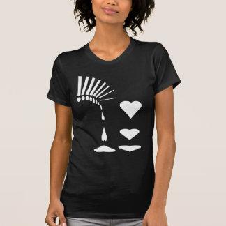 T-shirt with a heart felt message of love!