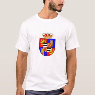 T-shirt with Blazon of the Prince of Is Vicente