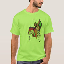 T-SHIRT WITH BUGS