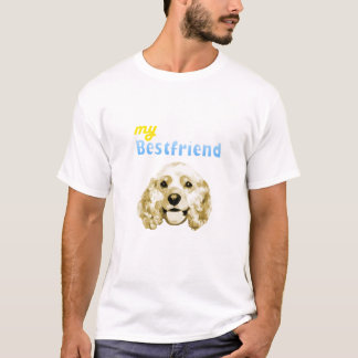 T shirt with dog