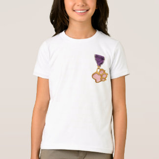 t-Shirt with final medal