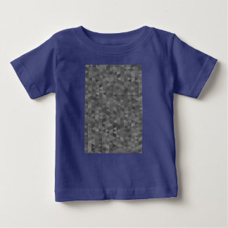 T-shirt with grey crystals