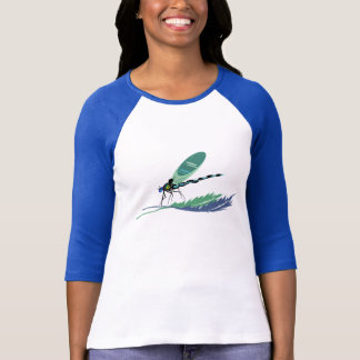 T-shirt with libelle