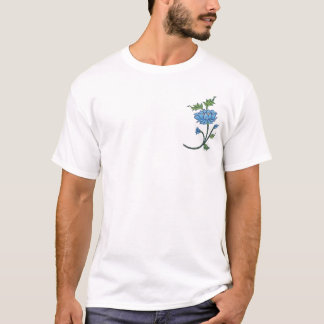 T-SHIRT with Lotus Flower