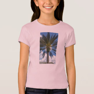 t-shirt with palm tree