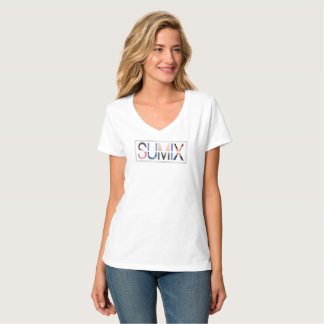 T-Shirt With Sumix Logo