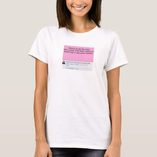 """T-shirt with """"They named my brother Dennis"""""""
