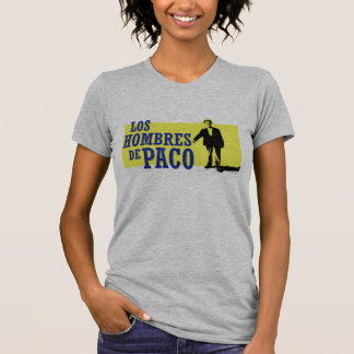 T-shirt Woman of the Men of Paco