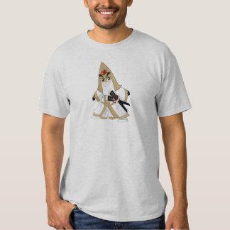 T-Shirt Ygyonin Benin Cartoon Lizard