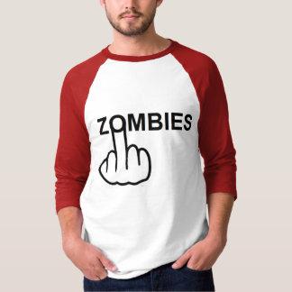 T-Shirt Zombie Flips