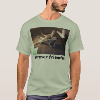 T-shirts 009, Forever friends!