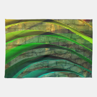 t-shirts and Colorful Waves lines art design gifts Towel