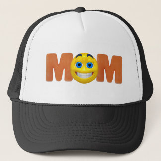 T-shirts and Gifts For Happy Mom Trucker Hat