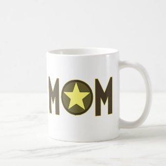 T-shirts and Gifts For Military Mom Coffee Mug
