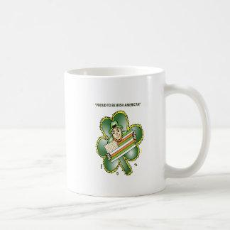 T-Shirts For Irish Americans Coffee Mug