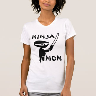 T-shirts for Mom, NINJA MOM