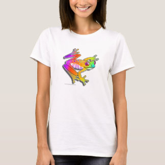 T-SHIRTS, HOODIES & TOPS - FROG POP ART