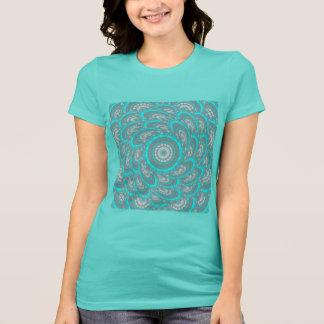 T-Shirts Kaleidoscope Spiral Vortex